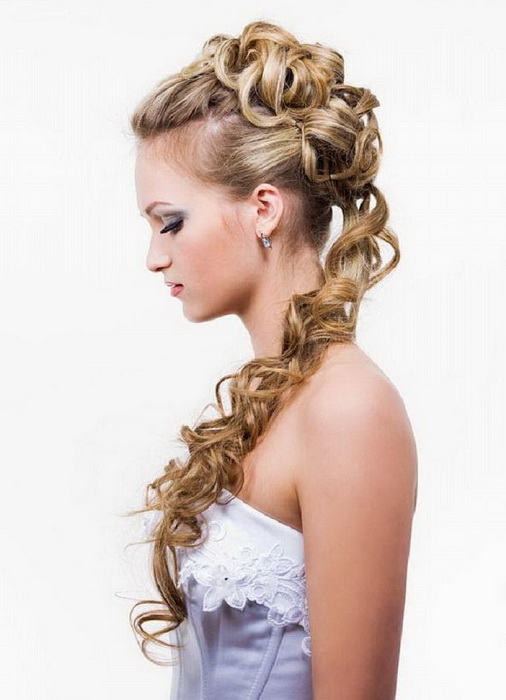 half up prom hairstyles Top 30 prom hairstyles