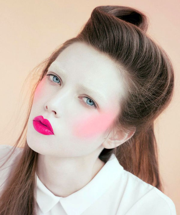 How to do japanese makeup style