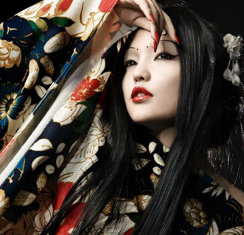 japanese style makeup