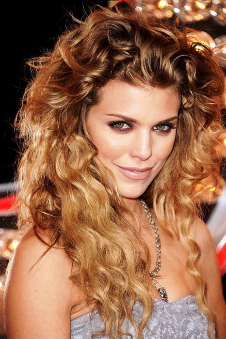 long curly hairstyles Most popular curly hairstyles