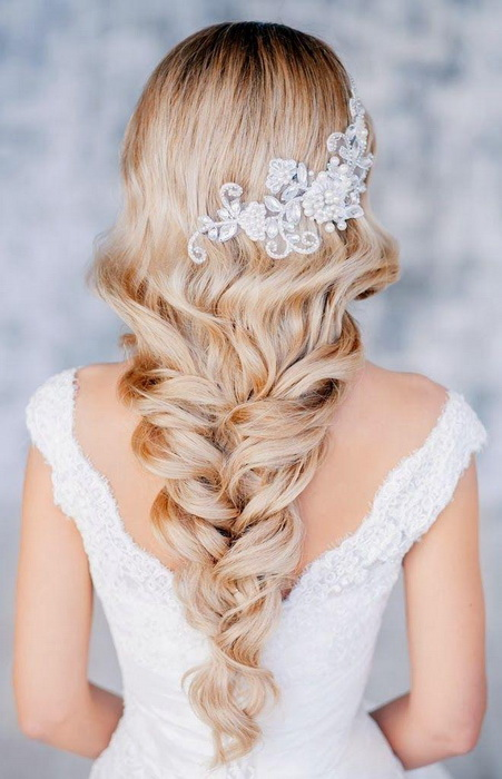 long hair wedding hairstyles Top 20 most beautiful wedding hairstyles