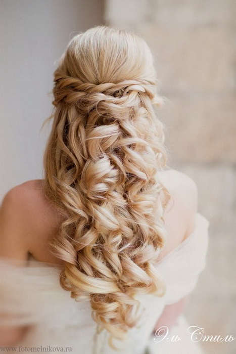 long wedding hairstyles Top 20 most beautiful wedding hairstyles
