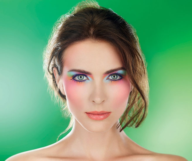 makeup ideas for green eyes 20 makeup ideas for all skin types