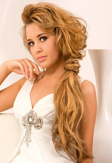 Long Side Hairstyles For Prom 2015