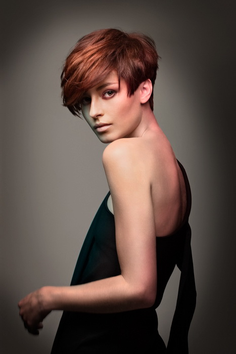 short haircuts for oval faces Top 20 short haircuts