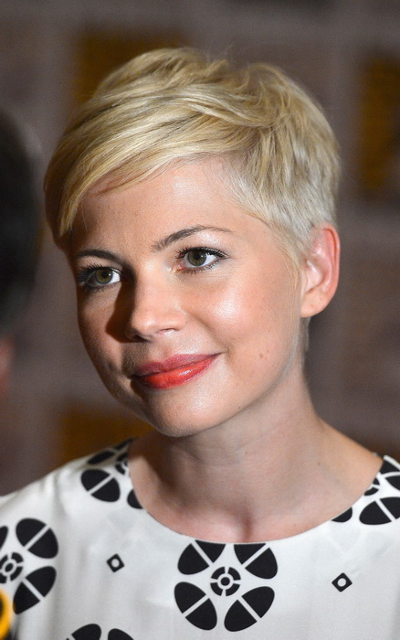 short hairstyles for round faces Short hairstyles for women