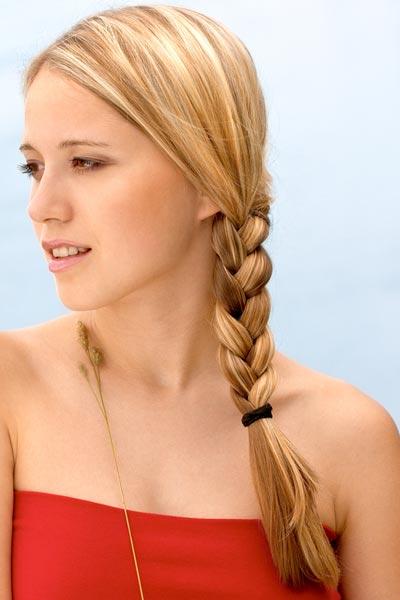 side braids 20 Best New Braided hairstyles