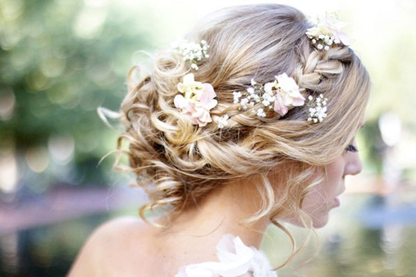 updo wedding hairstyles Top 20 most beautiful wedding hairstyles
