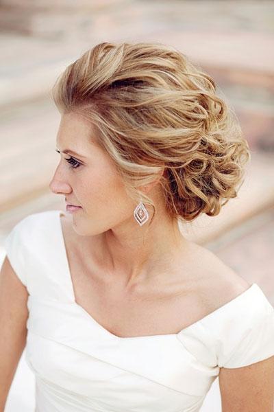 wedding hairstyles for medium hair