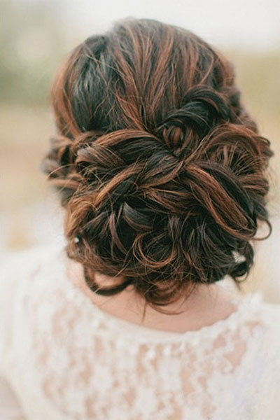 wedding hairstyles for round faces Top 20 most beautiful wedding hairstyles