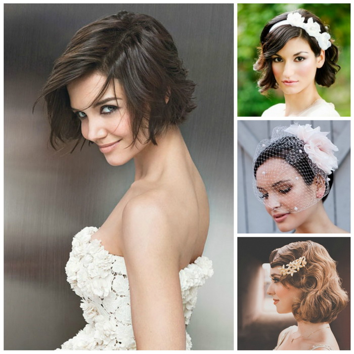 wedding hairstyles for short hair Short hairstyles for women
