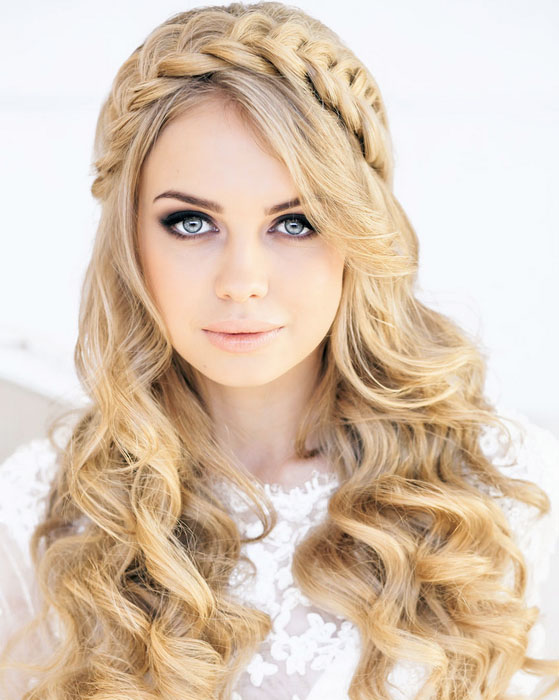 wedding hairstyles long hair Top 20 most beautiful wedding hairstyles