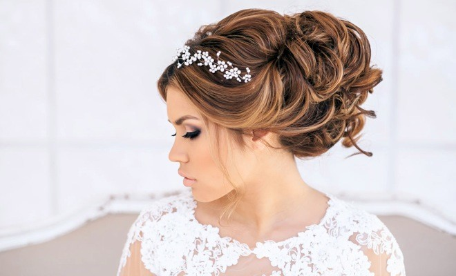 wedding updo hairstyles Top 20 most beautiful wedding hairstyles