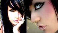 Emo makeup