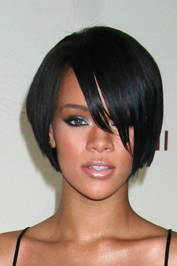 Rihanna Natural hairstyles Natural hairstyles for all type of faces