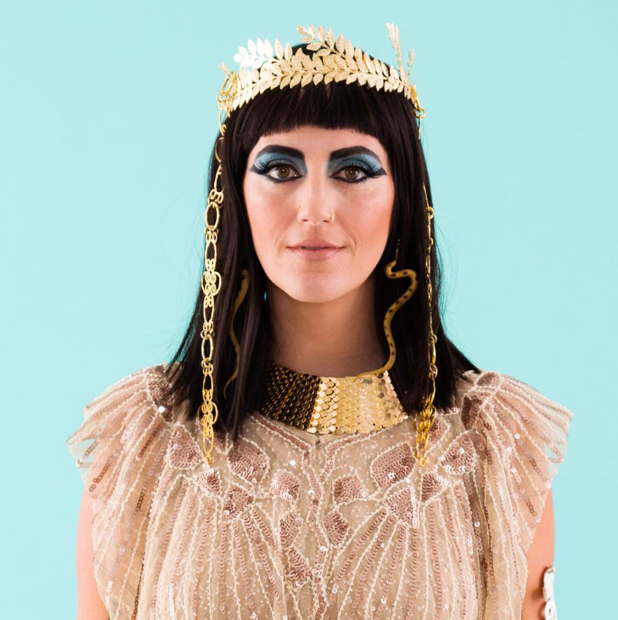 cleopatra makeup ideas