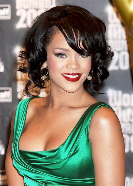 curly Bobs Short curly hairstyles for naturally curly hair