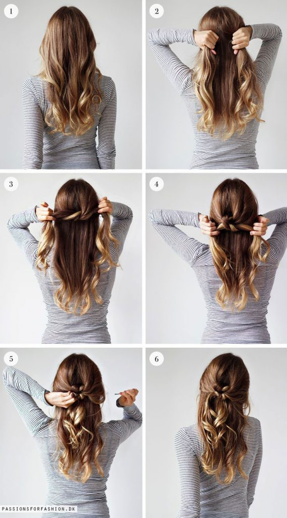 cute-easy-hairstyles