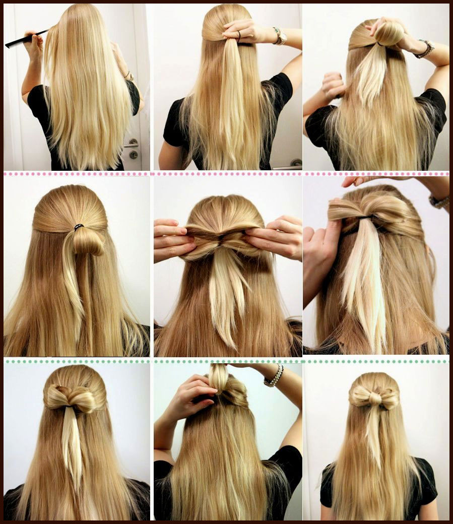 easy-cute-hairstyles