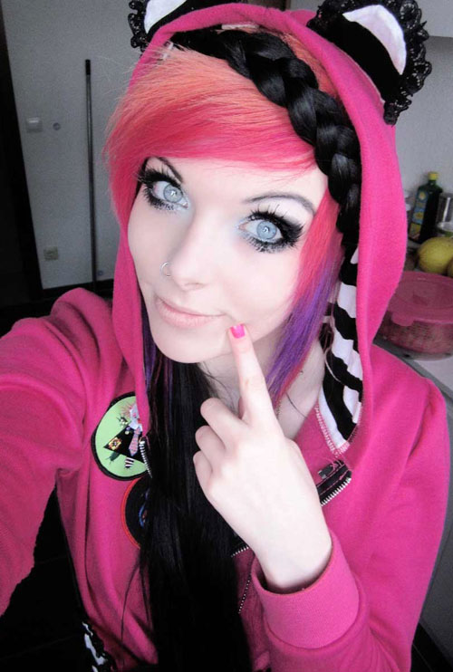 emo eye makeup Emo makeup tutorial, tips and ideas