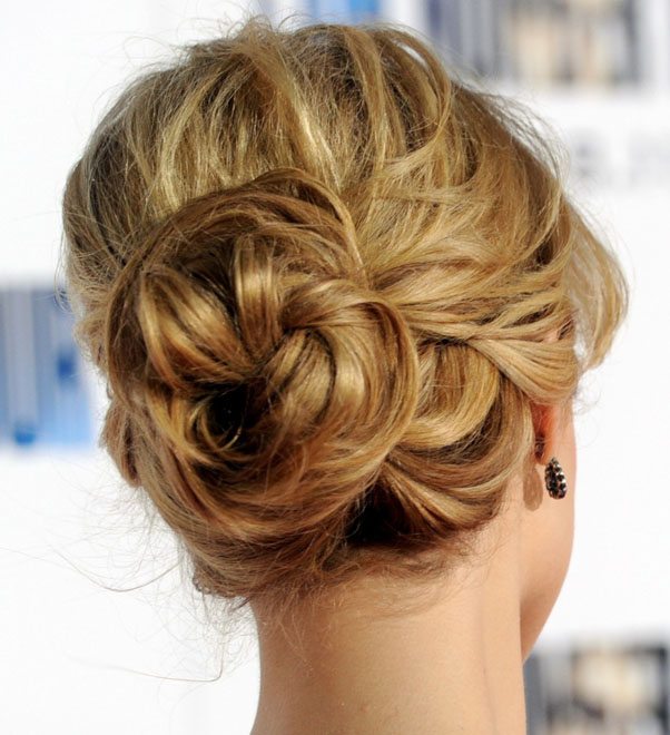 hairstyles Chic buns Homecoming hairstyles photos and ideas