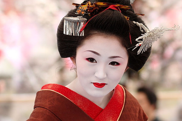japanese geisha makeup Geisha makeup tutorial and pictures