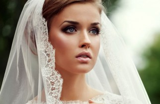 light bridal makeup