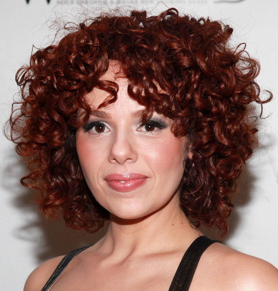 natural short curly hairstyles Short curly hairstyles for naturally curly hair