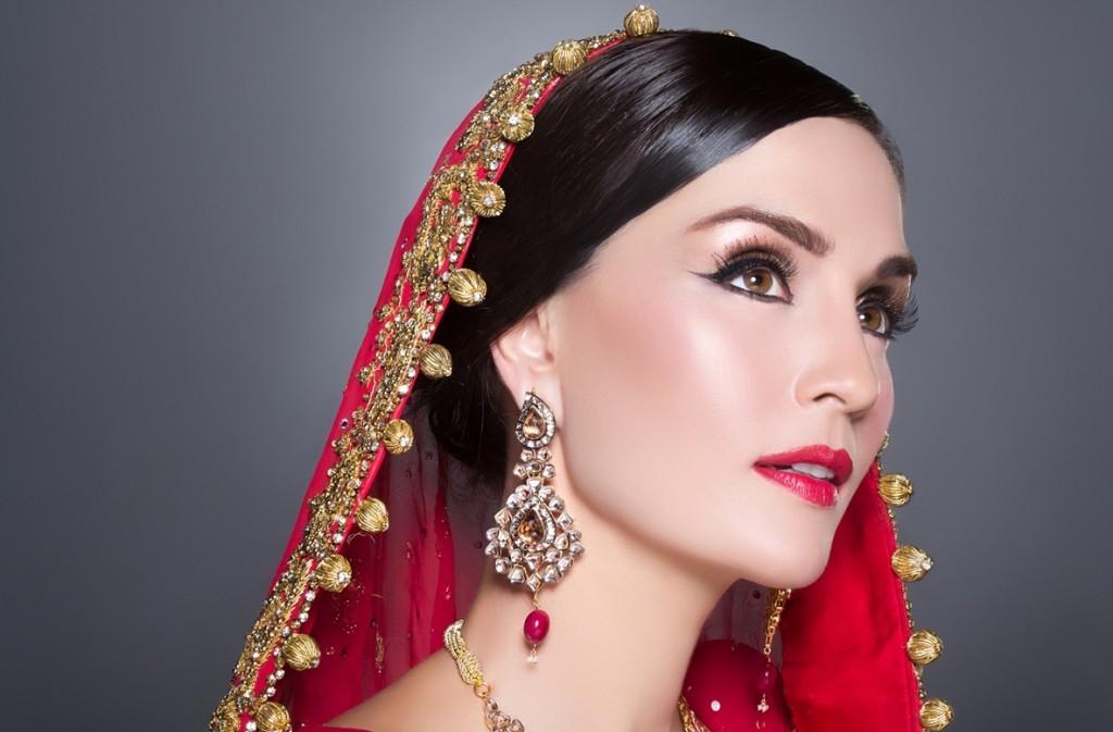 pakistani bridal makeup 1024x673 Bridal makeup tips and looks