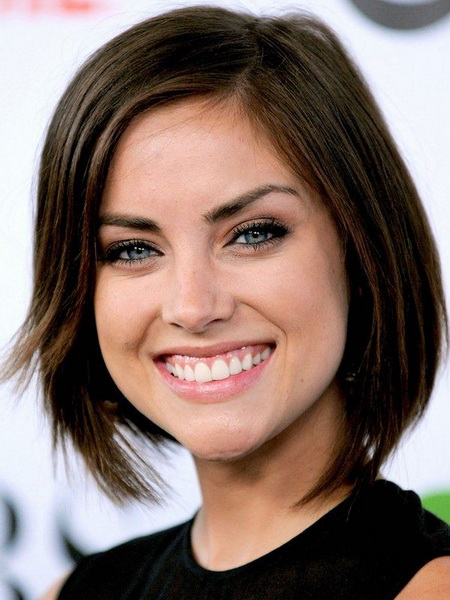 short bob hairstyles Bob hairstyles for different face shapes