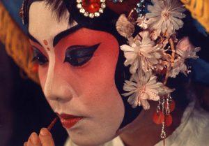 theatrical makeup