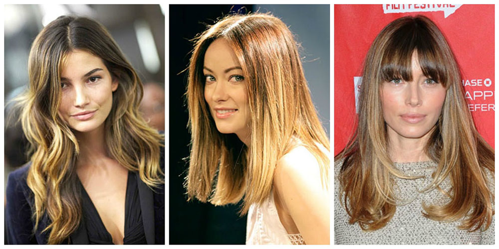 Hairstyles for round faces Hairstyles for round faces
