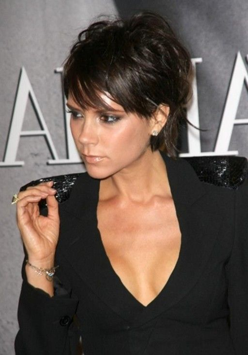 Pixie cuts for thin hair