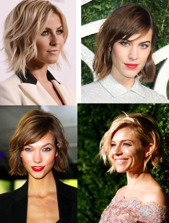 best short hairstyle for women with round faces