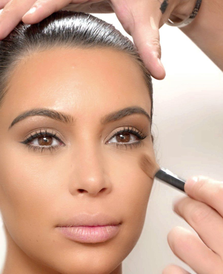 kim-kardashian-natural-makeup