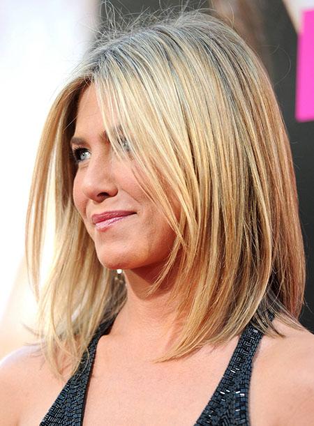 medium hairstyles for thin hair Hairstyles for thin hair