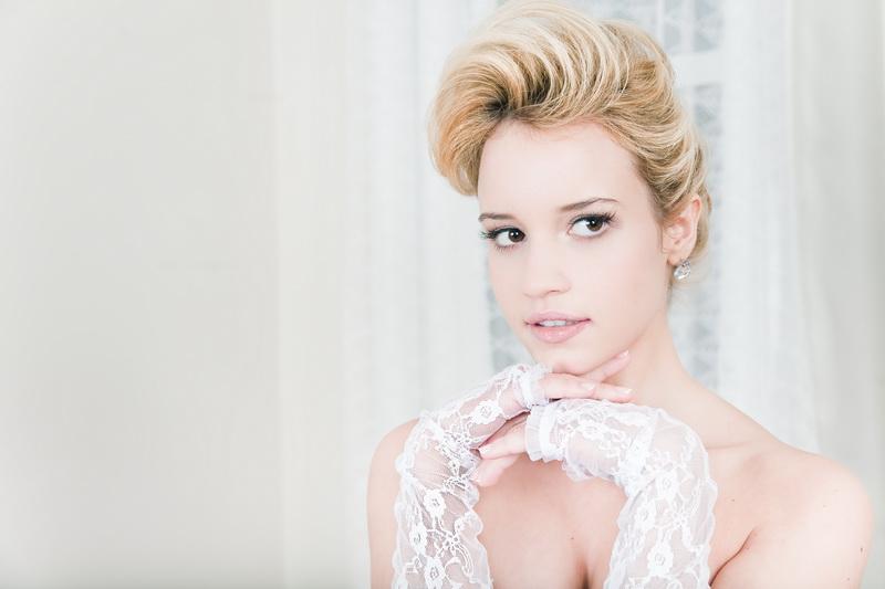natural wedding makeup resize Natural makeup: tutorial and pictures