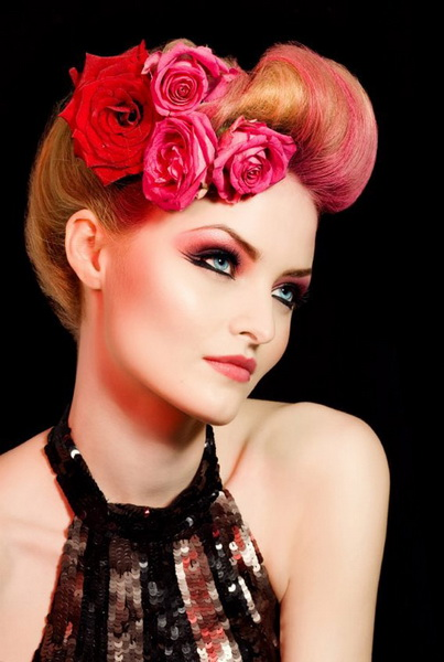 hair styles 2014 15 pin up hairstyles easy to make yve style 3613