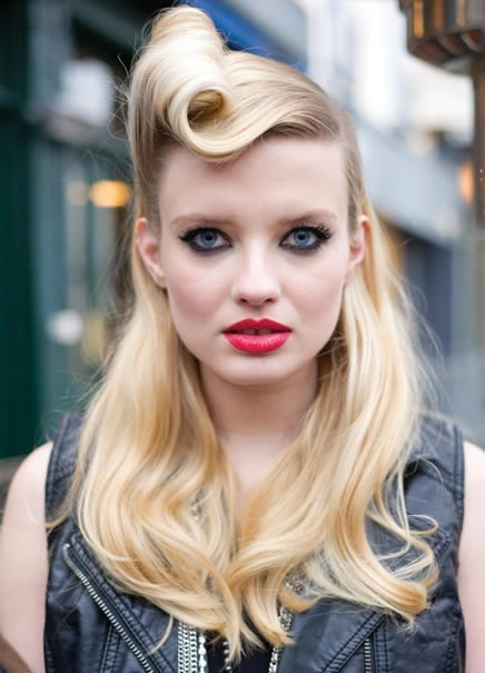 50s Hairstyles ideas - yve-style.com
