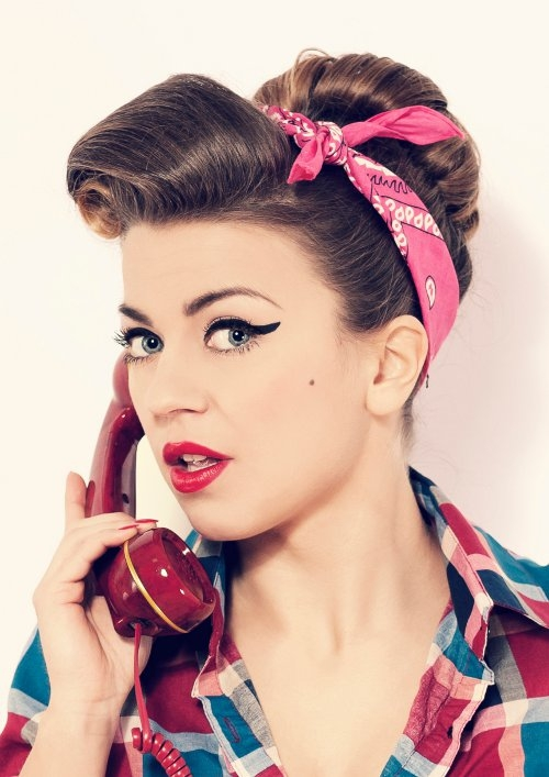 50s short hairstyles 50s Hairstyles ideas