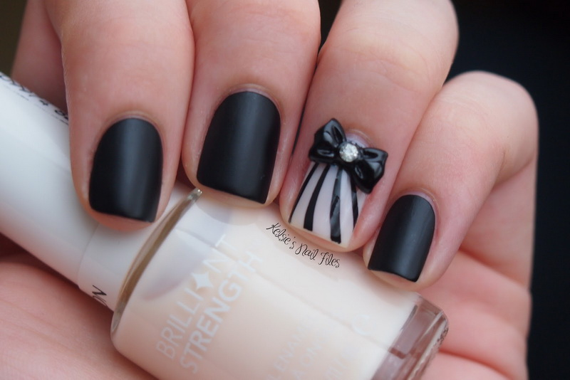 Black Nail Designs Top 10 Black Nail Designs