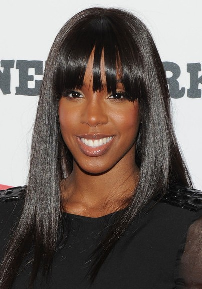 Black Women Hairstyles Straight Hair