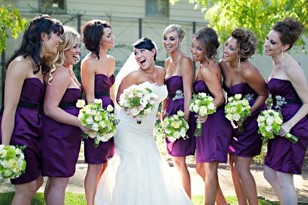 Bridesmaids Hairstyles Bridesmaids Hairstyles for short & medium & long hair