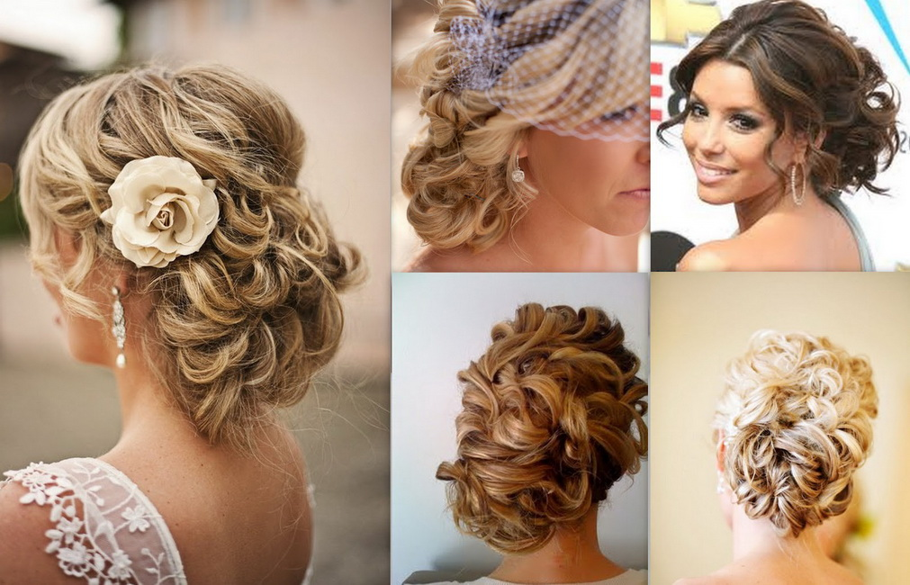 Wondrous Bun Hairstyles Video Tutorials And Photos Yve Style Com Short Hairstyles Gunalazisus