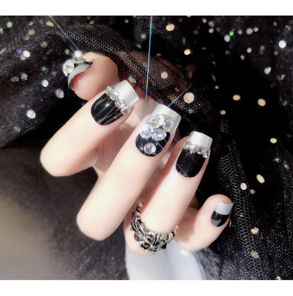 Diamond nail style