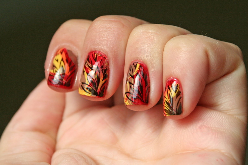 Fall Nail Designs 2015 Yve