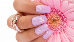 Flower-Nail-Designs