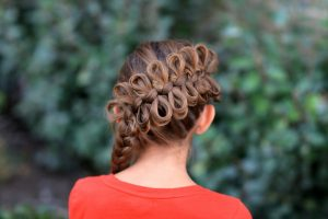 French braided hairstyles