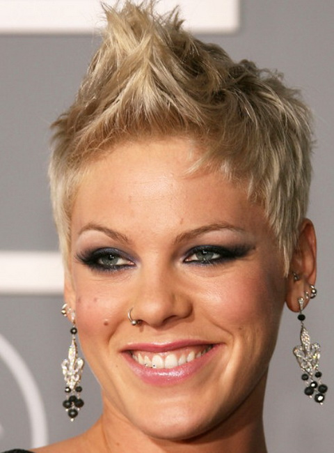 Hawk hairstyle 2015 Short Hairstyles for women 2015