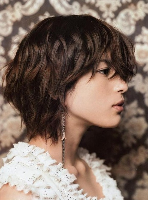 Layered hairstyles for short hair Layered hairstyles for short medium long length hair